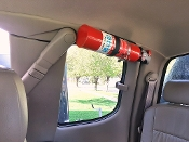 FM12 Rear Grab Handle Fire Extinguisher Mount 00-06 Tundra